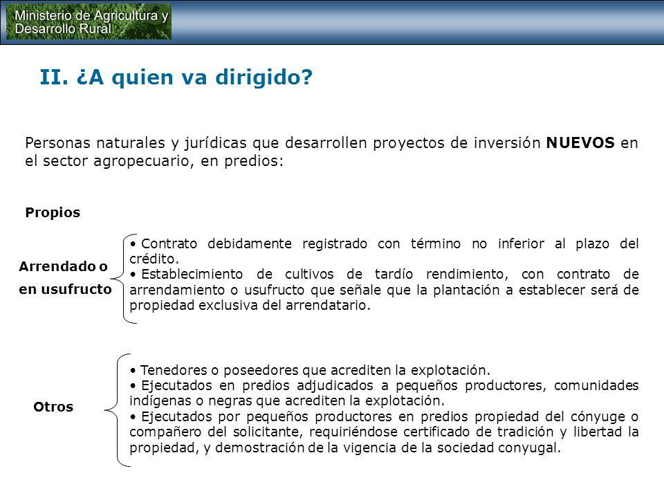 I. ¿Qué es el ICR? El Incentivo a la Capitalización Rural ICR, es un aporte en dinero que realiza FINAGRO a productores del sector agropecuario que se