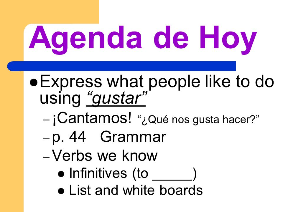 Language Lab Tomorrow Youll have a substitute During class: Go on @HomeTutor and practice.