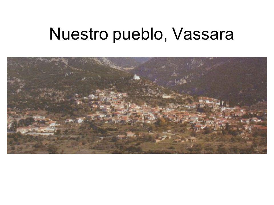 Nuestro pueblo, Vassara