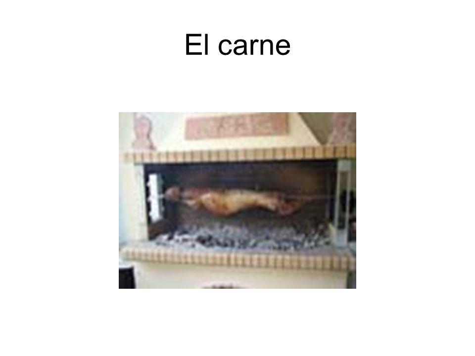 El carne