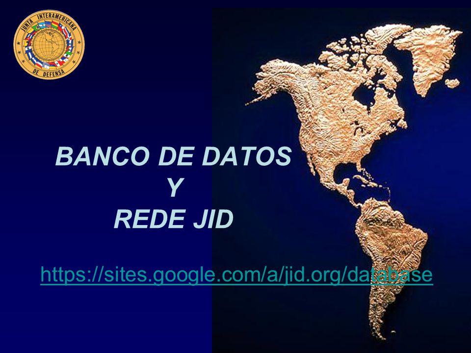 BANCO DE DATOS Y REDE JID https://sites.google.com/a/jid.org/database
