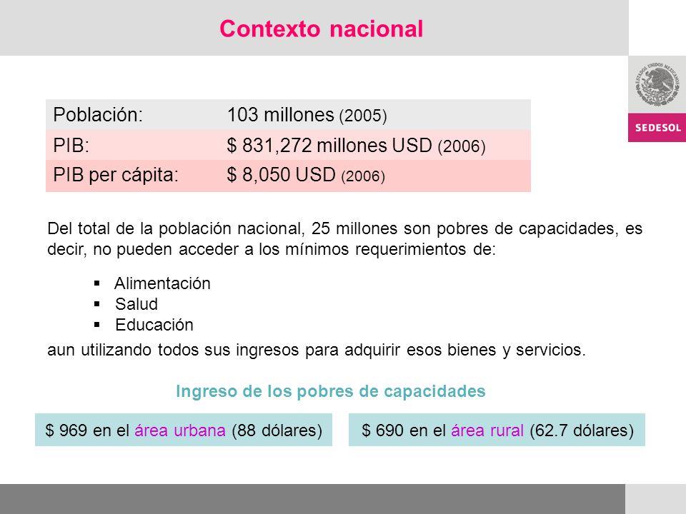 Apoyo técnico de Organismos Internacionales: –BID –Banco Mundial –PNUD –Unicef –EuroSocial, entre otros.