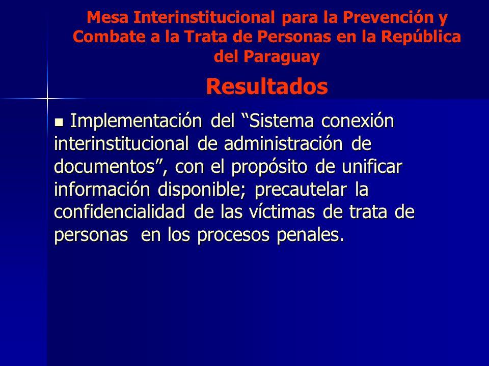 Implementación del Sistema conexión interinstitucional de administración de documentos, con el propósito de unificar información disponible; precautel