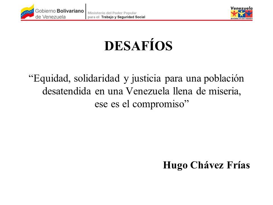 Los avances políticos y sociales a favor de la clase trabajadora son el primer paso de la Revolución Bolivariana.