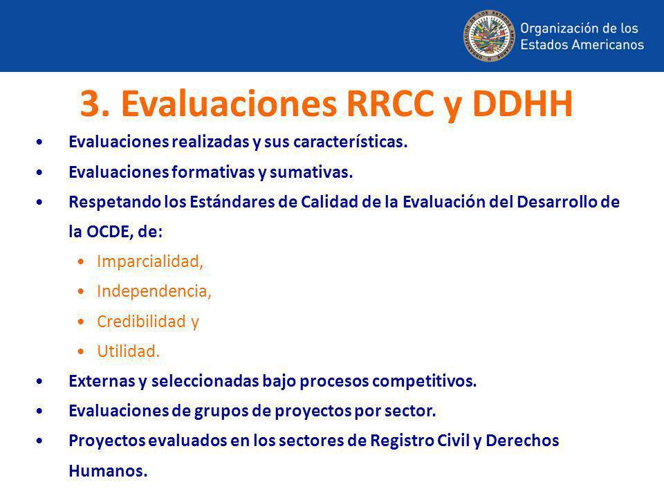 Evaluaciones realizadas y sus características. Evaluaciones formativas y sumativas. Respetando los Estándares de Calidad de la Evaluación del Desarrol