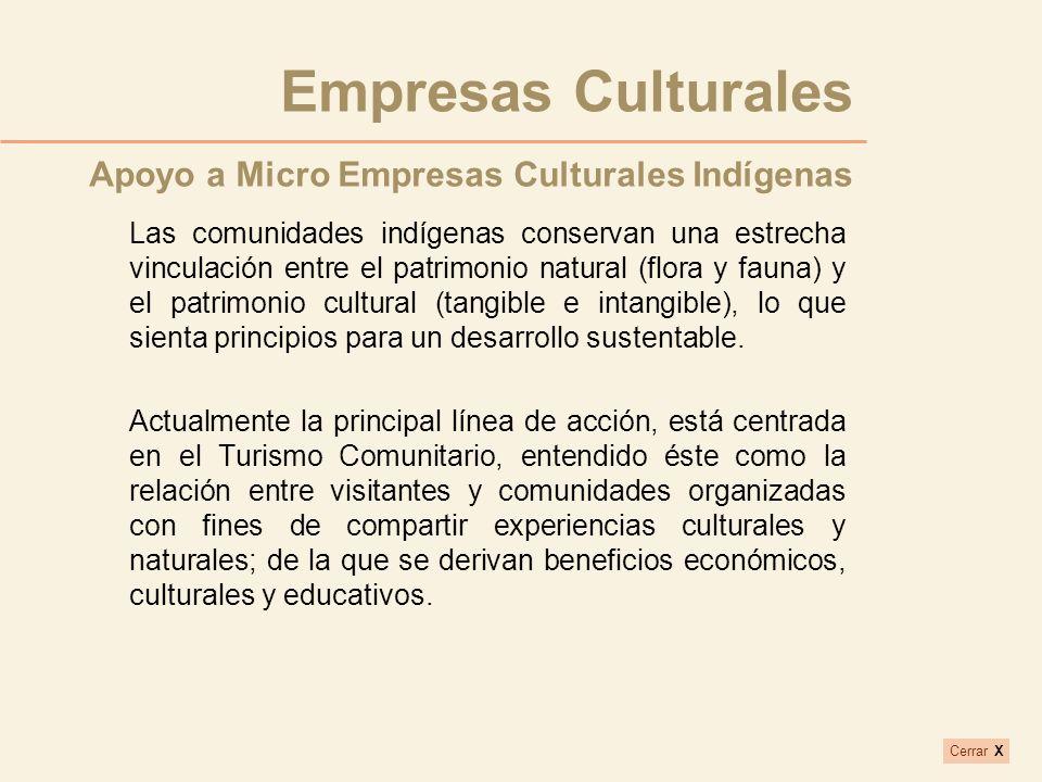 Las comunidades indígenas conservan una estrecha vinculación entre el patrimonio natural (flora y fauna) y el patrimonio cultural (tangible e intangib