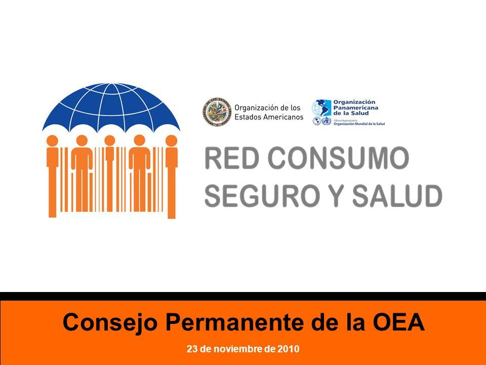 Consejo Permanente de la OEA 23 de noviembre de 2010