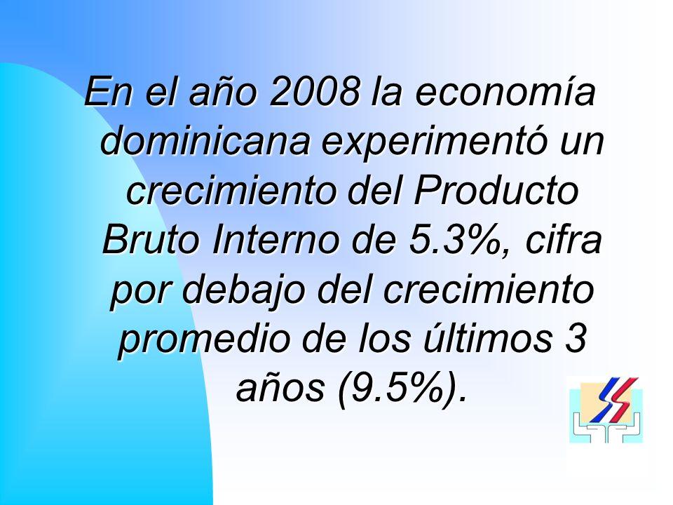 Las actividades económicas que mas aportaron a este crecimiento fueron: Comunicaciones (19.9%), Servicios de intermediación financiera y seguros (13.7%); Energía y agua (10.3%); y Comercio (5.0%).