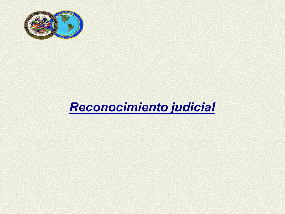 Reconocimiento judicial