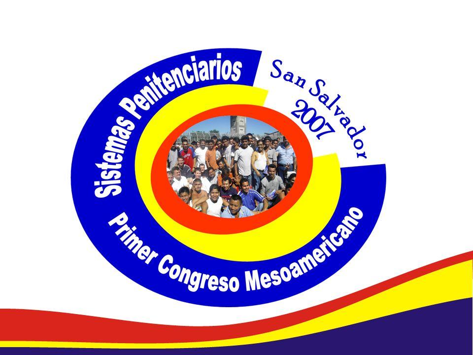 Objetivos OBJETIVO GENERAL Promover la institucionalidad regional en materia de tratamiento penitenciario OBJETIVOS ESPECIFICOS Fortalecer las políticas nacionales de tratamiento penitenciario.