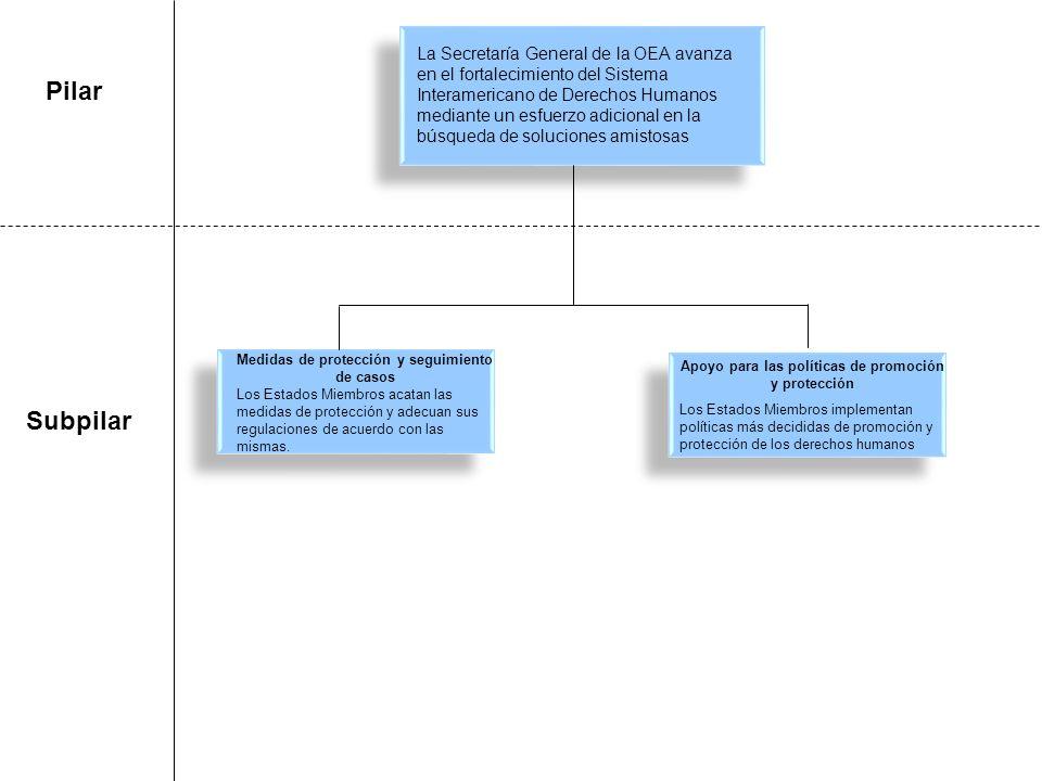 La Secretaría General de la OEA avanza en el fortalecimiento del Sistema Interamericano de Derechos Humanos mediante un esfuerzo adicional en la búsqu