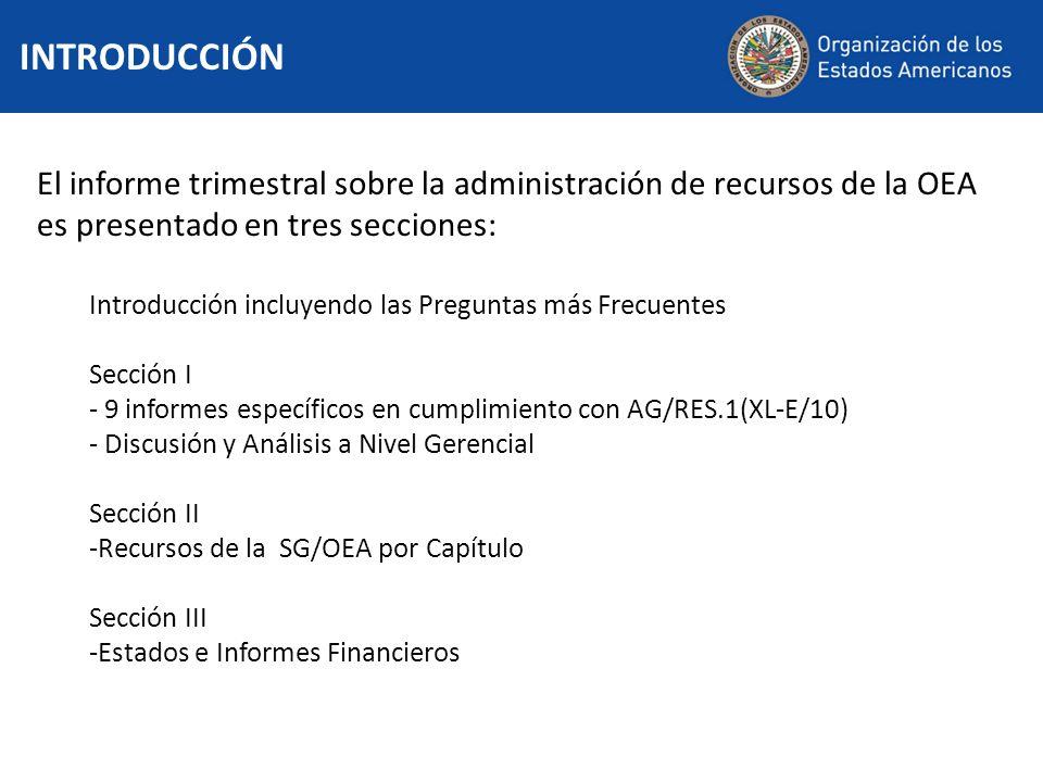 Aumentos y Desembolsos de Fondos Comparación del 30 de junio de 2011 y 2010 RESEÑAS FINANCIERAS
