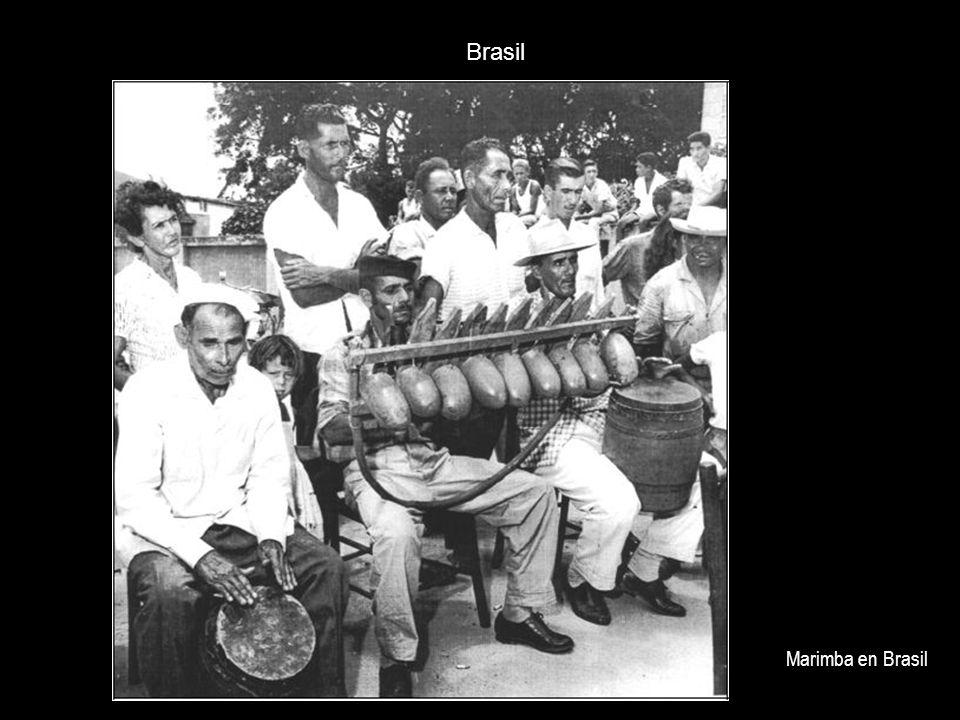 Marimba en Brasil Brasil