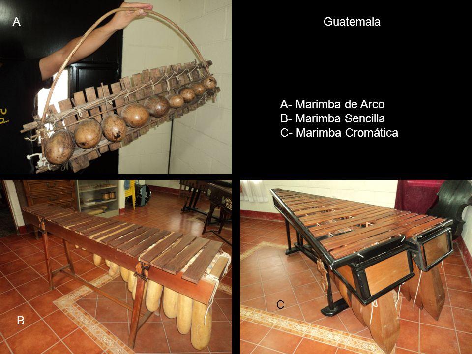 Marimba de Chiapas, México México