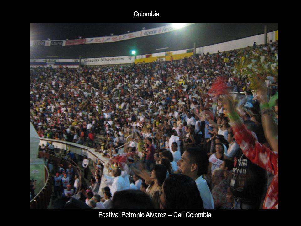 Festival Petronio Alvarez – Cali Colombia Colombia