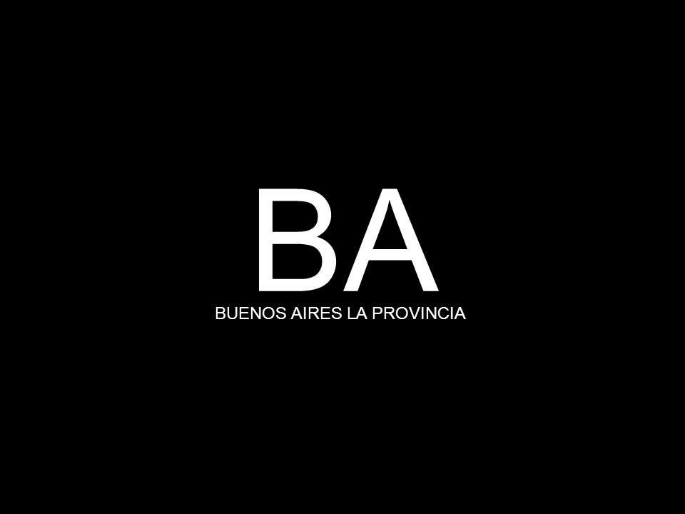 BA BUENOS AIRES LA PROVINCIA