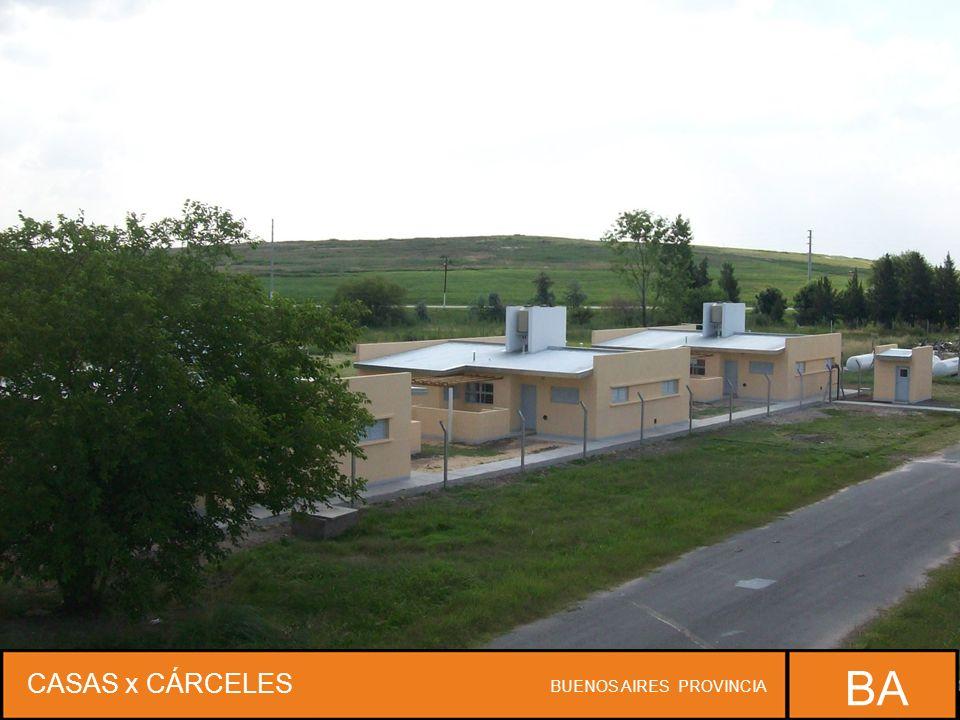BA CASAS x CÁRCELES BUENOS AIRES PROVINCIA