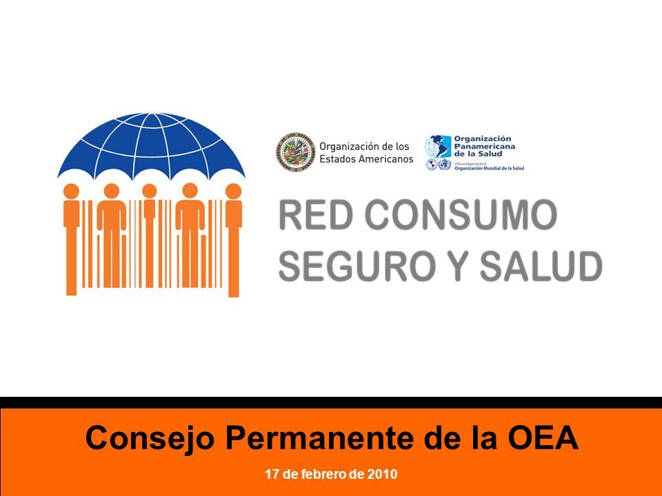 ANTECEDENTES - Resoluciones de la AG: - AG/RES.2494 (XXXIX-O/09) sobre Protección del Consumidor.