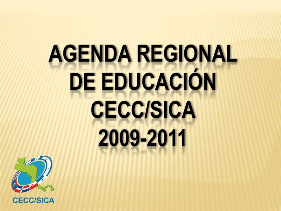 La creciente complejidad de los Sistemas Educativos y su papel social y de agente transmisor de conocimientos son algunas de las razones que han motivado la profesionalización de la gestión, y por tanto, la utilización de una Agenda Regional, como génesis de una Planificación Estratégica.