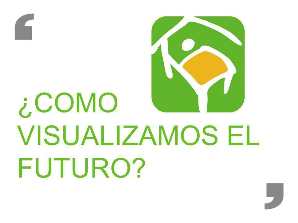 ¿COMO VISUALIZAMOS EL FUTURO?