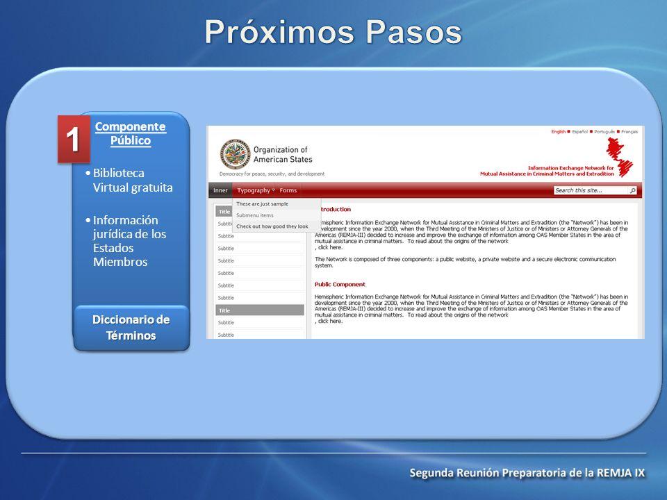 Componente Público Biblioteca Virtual gratuita Información jurídica de los Estados Miembros Componente Público Biblioteca Virtual gratuita Información