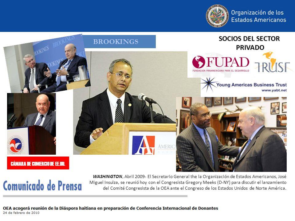 BROOKINGS CÁMARA DE COMERCIO DE EE.UU.