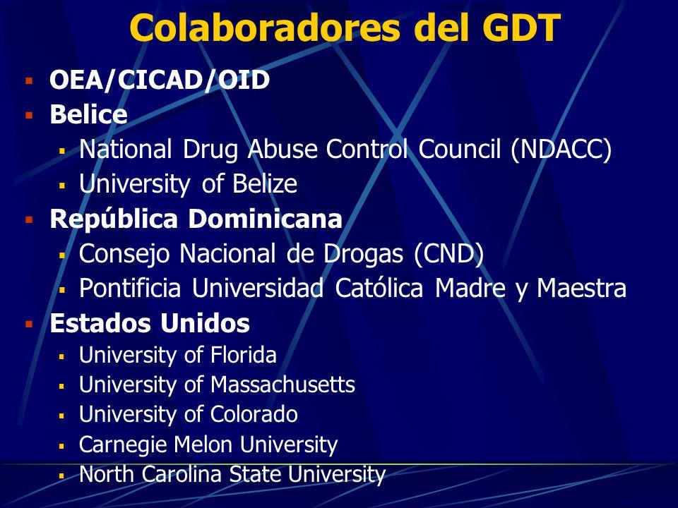 Colaboración de NSF / CICAD para el Gobierno Digital Transnacional 2002 – Proyecto en Gobierno Digital Transnacional Condición: EN EJECUCION
