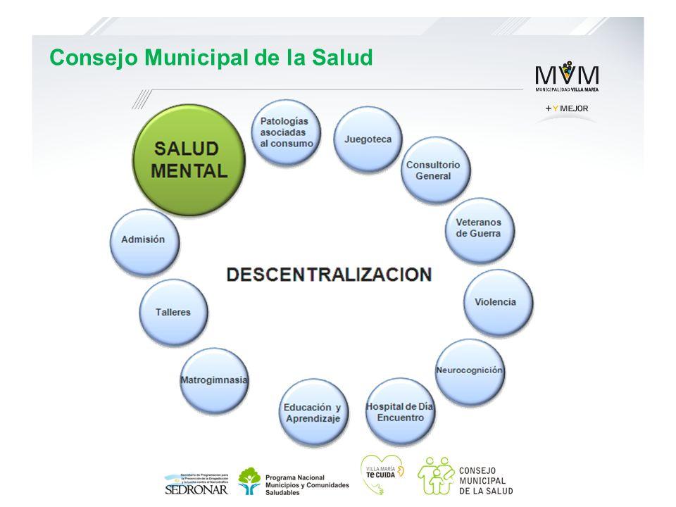 Consejo Municipal de la Salud