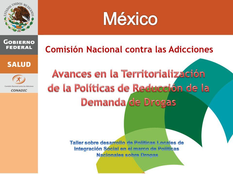 Comisión Nacional contra las Adicciones