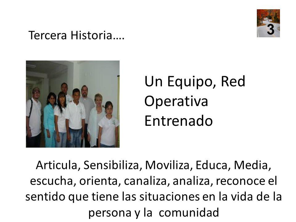 Tercera Historia….