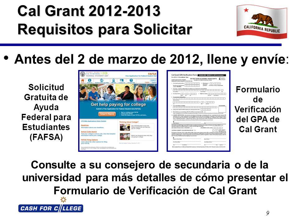 Parte 1 – Título o Certificado Objetivo 30 En el año escolar del 2011-2012, ¿para qué título o se estara preparando el estudiante.
