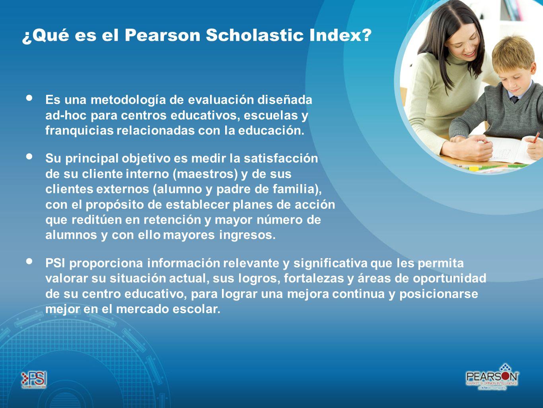 Es una metodología de evaluación diseñada ad-hoc para centros educativos, escuelas y franquicias relacionadas con la educación. Su principal objetivo