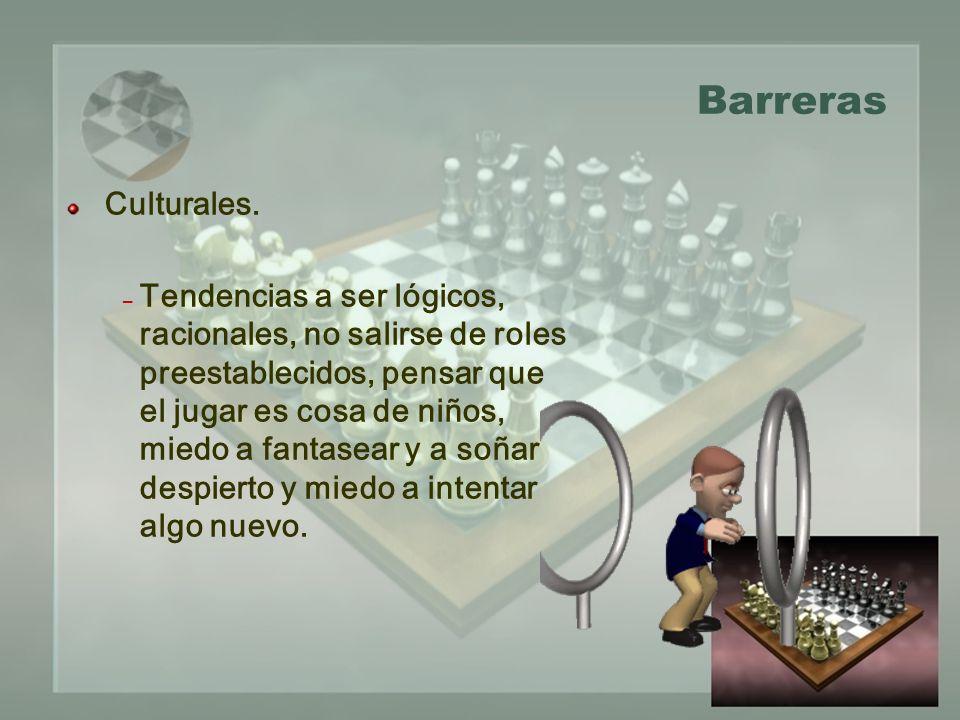Barreras Culturales.