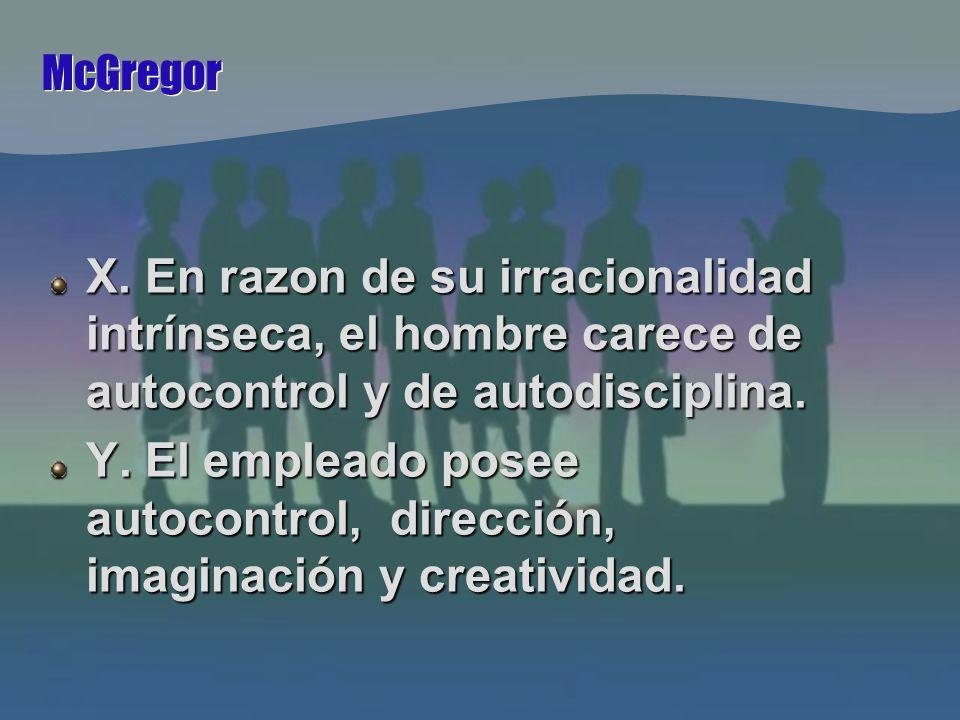 McGregor X.