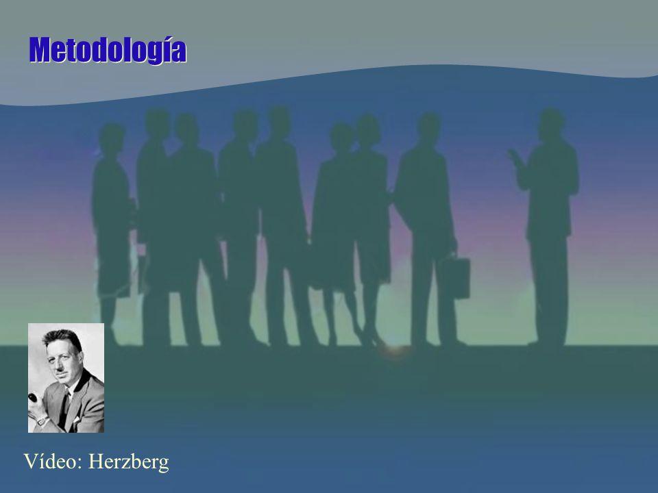 Metodología Vídeo: Herzberg