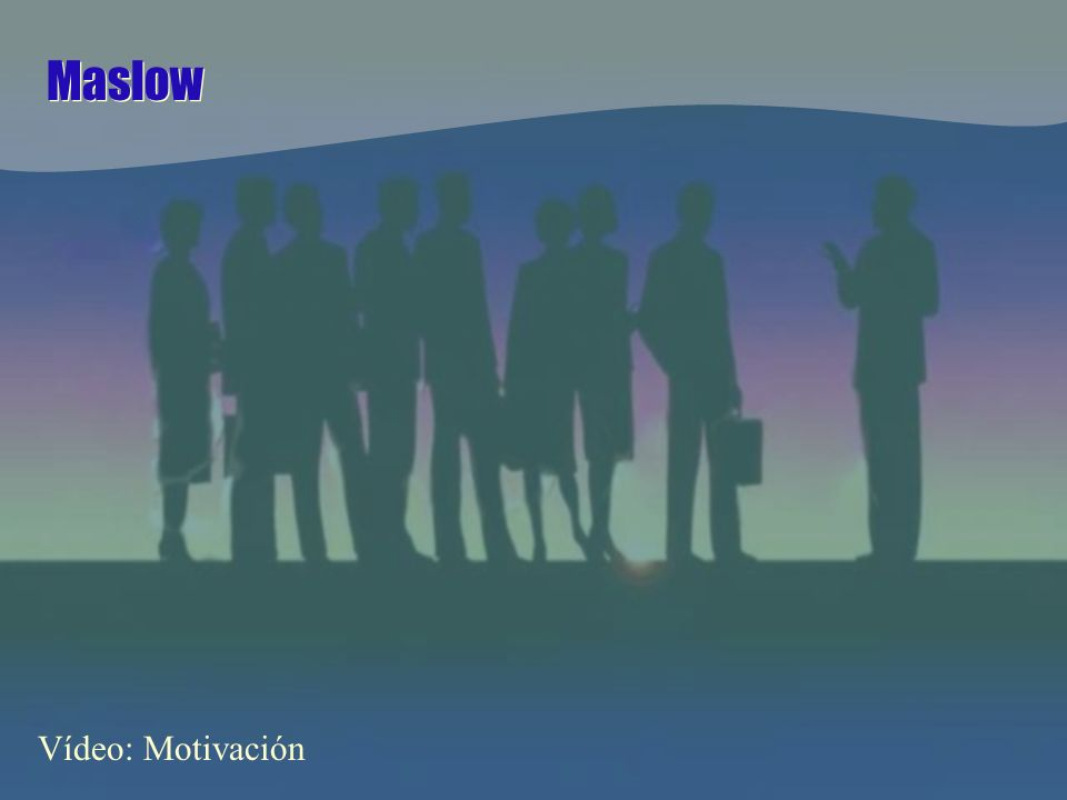 Vídeo: Motivación