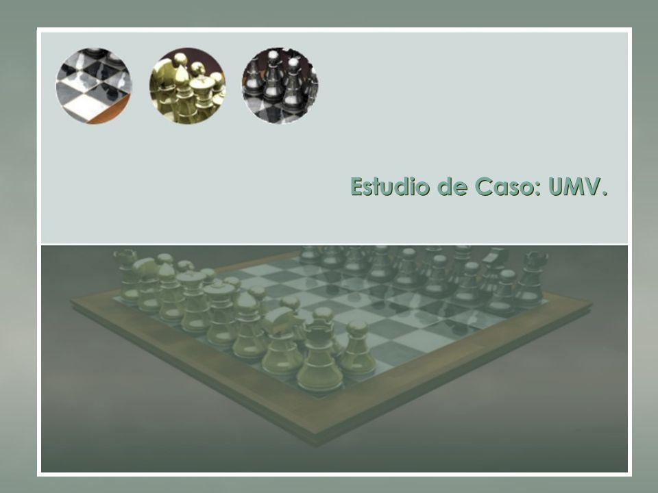 Estudio de Caso: UMV.