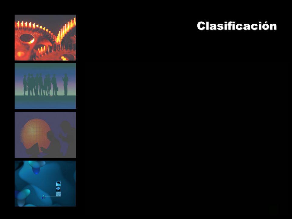 ClasificaciónClasificación