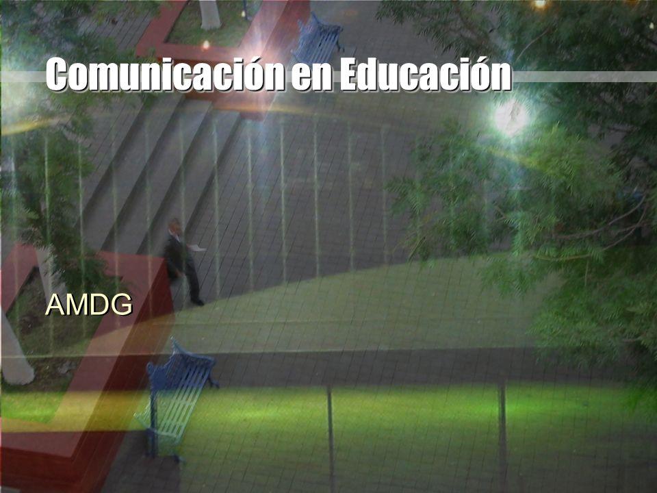 ConclusionesConclusiones ¿Cómo eficientar el proceso de comunicación educativa?