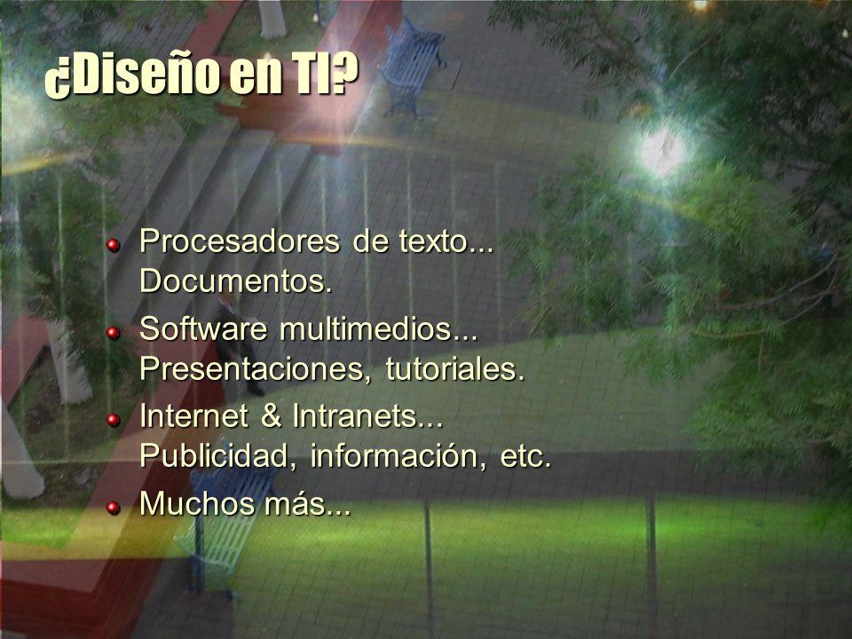 Diseño en aplicaciones TI ABC Visual