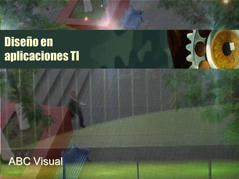 Tensión Las opciones visuales son de seguridad-sencillez y complejidad- variación.