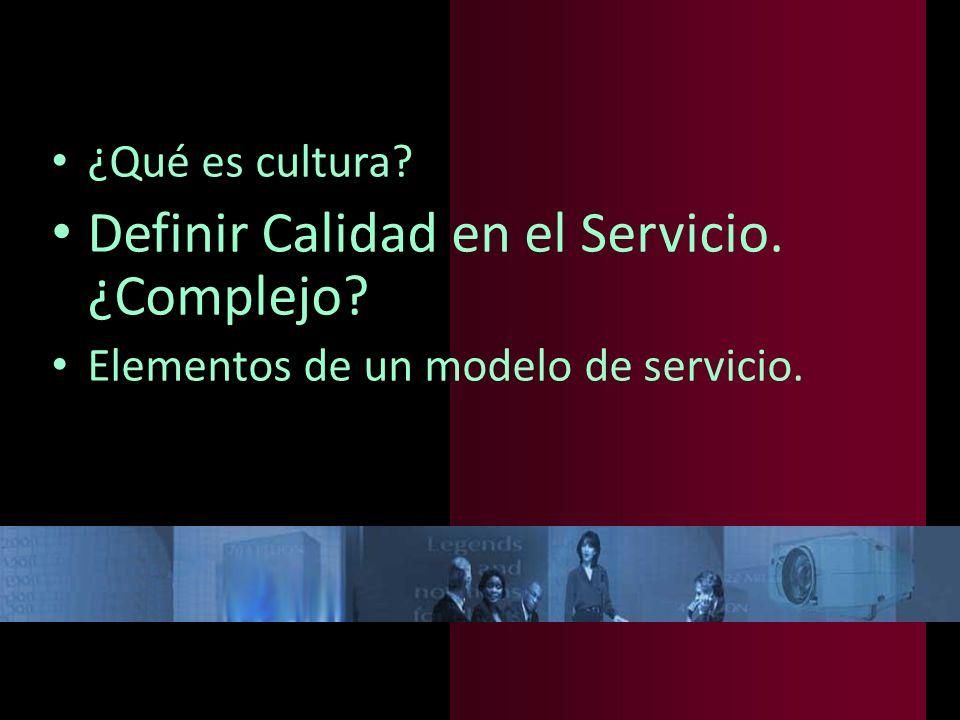 Factor humano Las motivaciones en el trabajo constituyen un aspecto relevante en la construcción y fortalecimiento de una cultura de servicio hacia nuestros clientes.