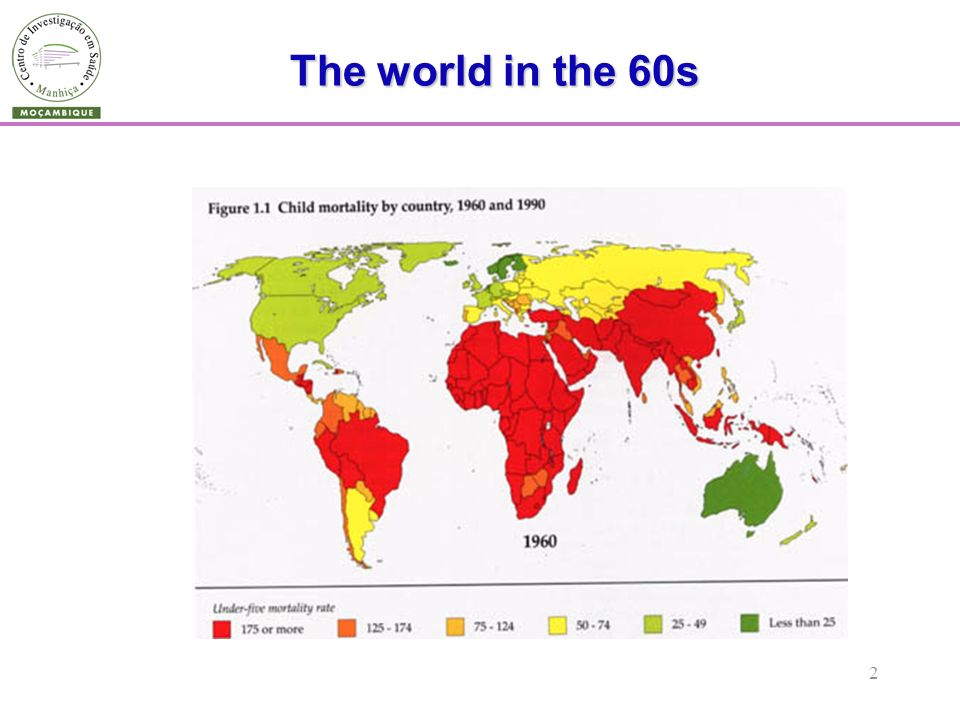 3 The world in the 90s