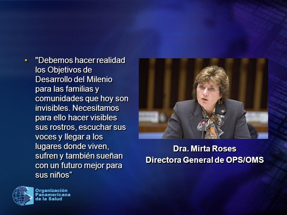 Organización Panamericana de la Salud OPS como agencia especializada del Sistema de Naciones Unidas e Intermaericano Sistema Interamericano Sistema de Naciones Unidas Oficina Regional de la Organización Mundial de la Salud Agencia especializada de la Organización de Estados Americanos OPS