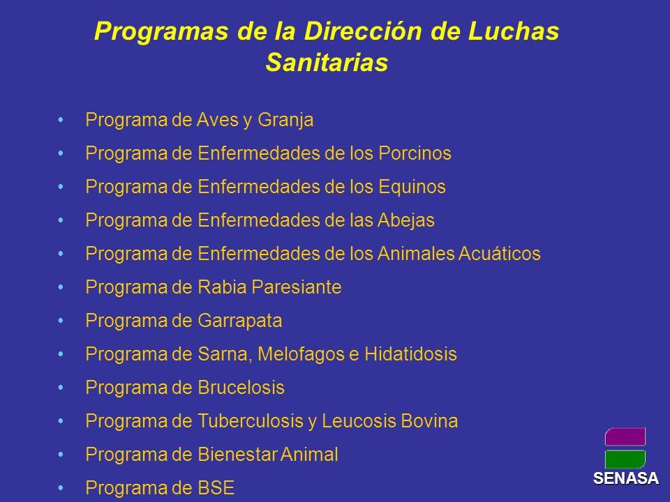 PROGRAMA DE ENFERMEDADES DE LOS ANIMALES ACUATICOS SENASA Resolución 21/2001