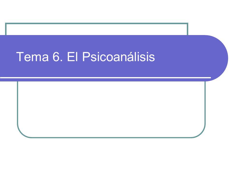 1.EL Psicoanálisis y sus pasiones.