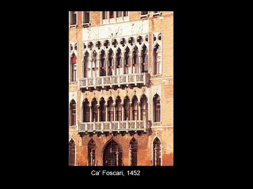 Ca Foscari, 1452
