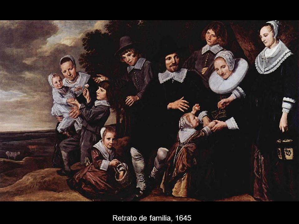 Retrato de familia, 1645