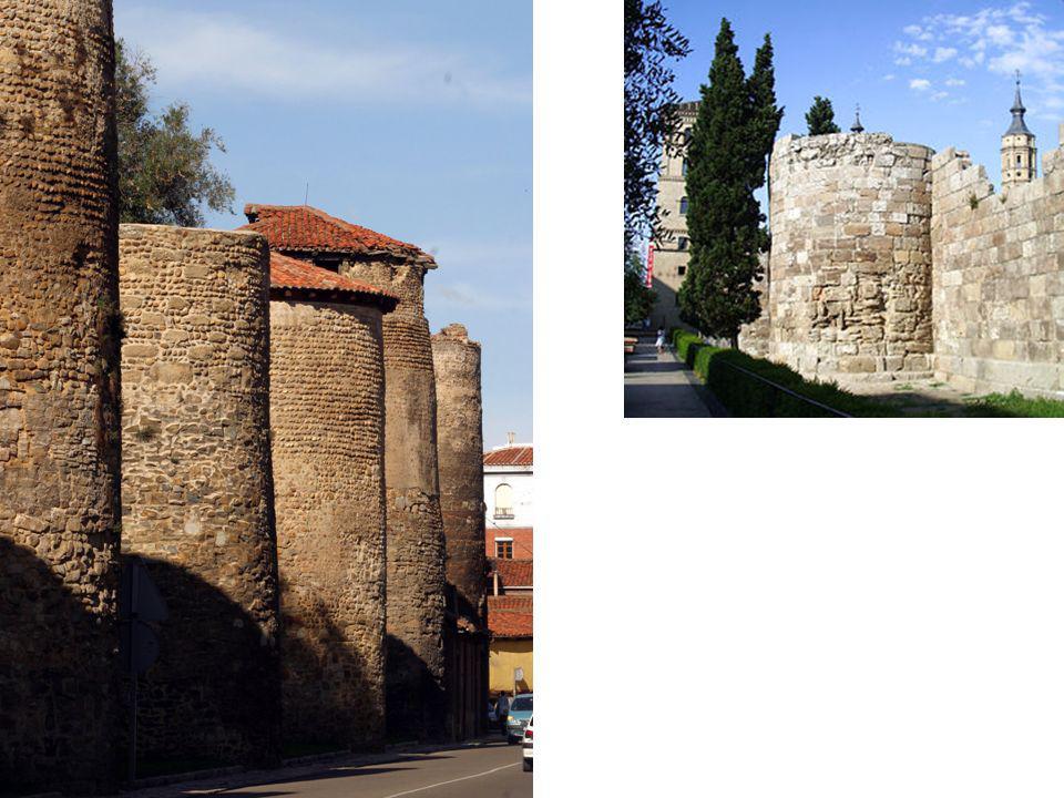 Imperio. Muralla Aurelian a