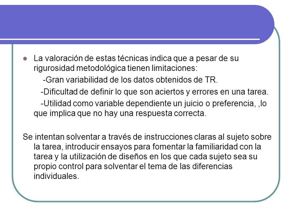 2.2.Técnicas basadas en la medición de respuestas fisiológicas.